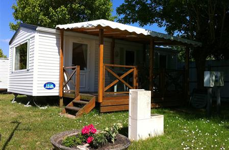 Mobil-home Grand confort Le Petit Dauphin