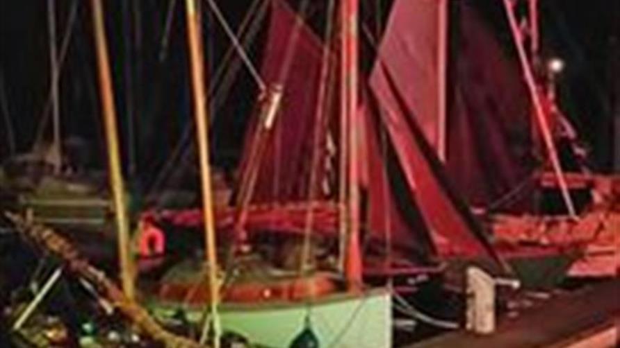 Rassemblement de bateaux marennes camping le petit dauphin for Camping le bois joli la chambre