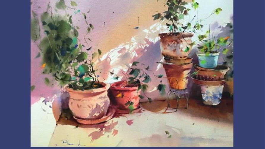 Rencontres d'aquarelle arvert
